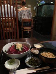 Protein Lunch (Mittagessen in Akihabara)