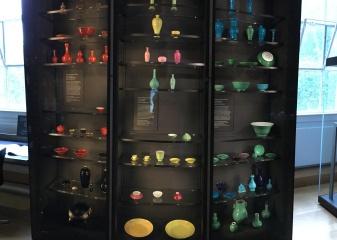 Chinesische Porzelan wie Ikea heute im British Museum