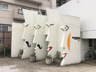 Toilets in Asakusa