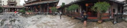 Mehr Tempel Panorama
