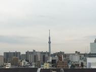 Skytree Skyline